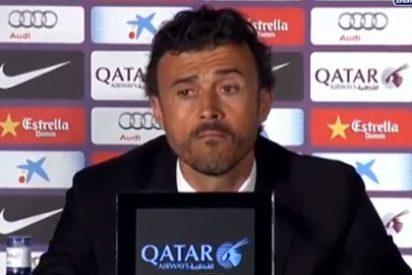 El Barça hinca la rodilla en París