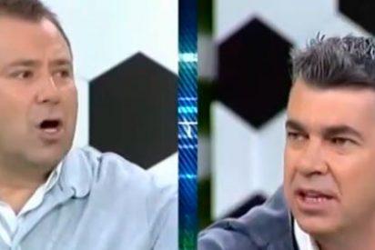 """Enrique Marqués, ahora tertuliano, se pica con Julio Pulido: """"No estoy para tonterías"""""""