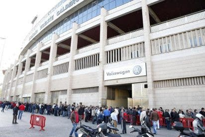 Así podría llamarse el estadio del Atlético