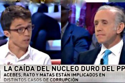 """Eduardo Inda: """"Lo que quiere Podemos es ponerme en la diana para que alguien me haga algo"""""""