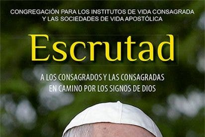 """San Pablo publica """"Escrutad"""", segunda carta del Papa a los consagrados"""