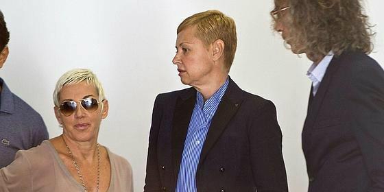 Multan con 360 euros al conductor que provocó el accidente de Esther Arroyo y Ana Torroja