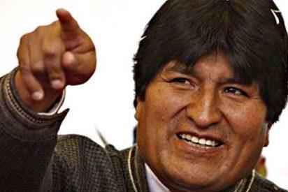 El boliviano Evo Morales dedica su tercer triunfo a Fidel Castro y al fallecido Hugo Chávez