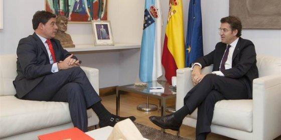 Feijóo y Besteiro se reunirán el 5 de noviembre de 2014 para consensuar un plan contra la corrupción
