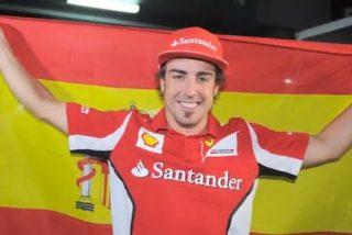 Alonso manda un mensaje en Twitter a los afionados