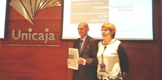 Analistas Económicos de Andalucía prevé un crecimiento económico del 2% en 2015 en Andalucía
