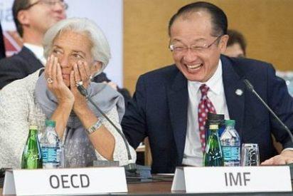 El FMI contradice a la OCDE y aprieta las tuercas pidiendo más moderación salarial para España