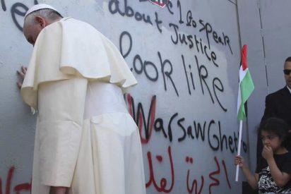 La OLP critica al Papa por aceptar un premio de una universidad israelí