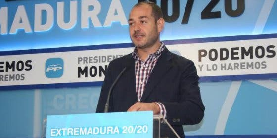 """El PP extremeño acusa a los socialistas de estar en """"el camarote de los Hermanos Marx"""""""