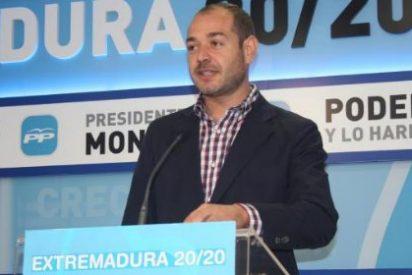 """Francisco Ramírez, diputado del PP: """"Extremadura tiene el déficit más bajo de España"""""""