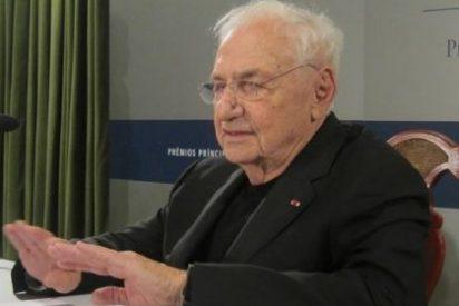 """El arquitecto Frank Gehry: """"El 98% de los edificios que se hacen son pura mierda"""""""
