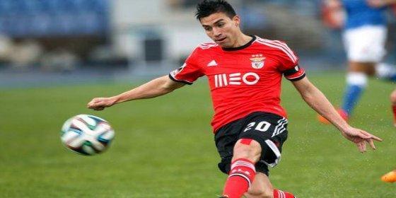 Gaitán rechaza a Atlético de Madrid y Valencia tras querer renovar con Benfica