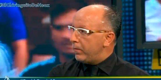 """François Gallardo: """"El portero que vendrá al Madrid será David De Gea"""""""