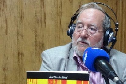 """García Abad: """"A los separatistas no les gusta recordar el golpe de Companys porque hicieron el ridículo"""""""