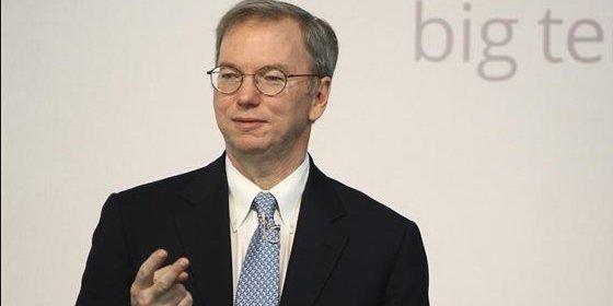 El presidente de Google participará en 'The South Summit' de Madrid