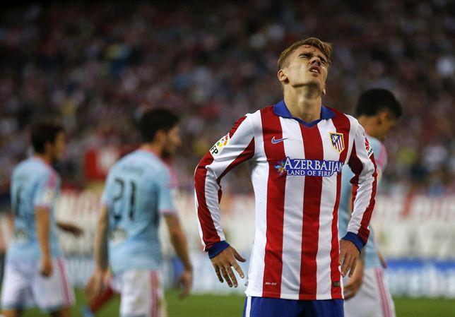 Griezmann se pone chulo al hablar de su fichaje por el Atlético