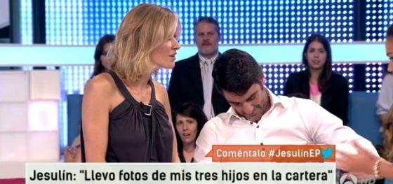 """Jesulín de Ubrique descoloca a Susanna Griso en directo: """"¡Te has pasado de lista! ¡Aquí se acabó la entrevista!"""""""
