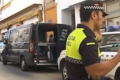 Detenido el padre de los dos hermanos apuñalados en Ubrique