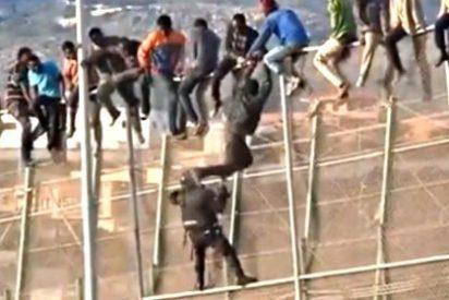 Empeora el estado de salud del guardia civil que tiraron desde la valla de Melilla