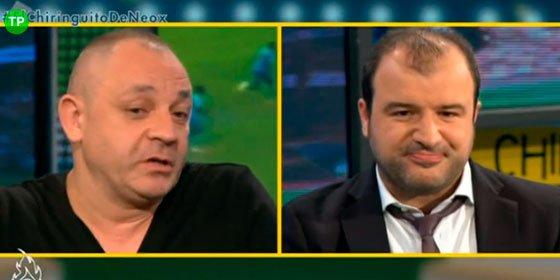 """Hermel da clases de periodismo al italiano que aseguró que Falcao iba al Madrid: """"No te fíes solo de una fuente, reconoce que te has equivocado"""""""