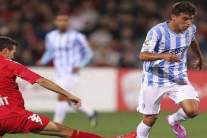 El Sevilla pone sus ojos en el malaguista Ricardo Horta