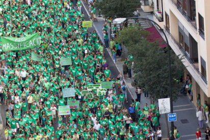 """Estudiantes llaman a """"una semana de lucha"""" que sea el inicio de otra 'marea verde'"""