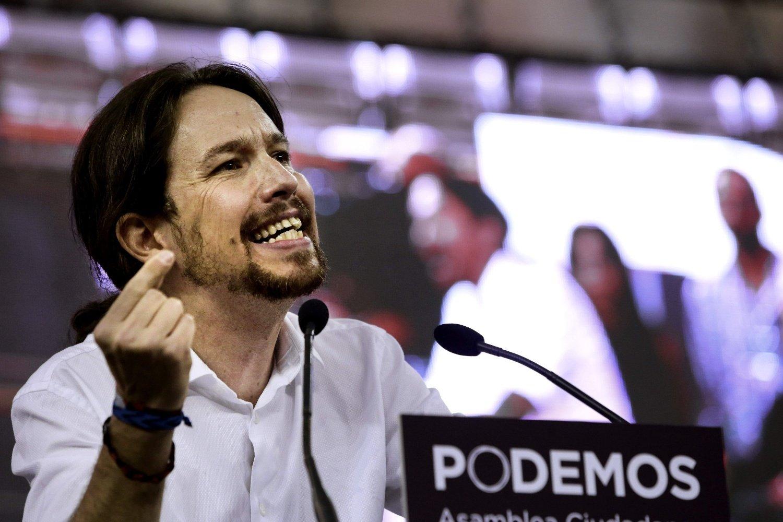 Pablo Iglesias, el mandamás de 'Podemos', ya tiene escolta