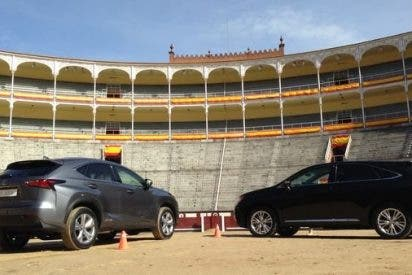 Lexus NX300h, premium y alérgico al gasóleo