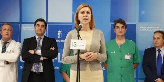 Cospedal inaugura 4 nuevos quirófanos en el Hospital Nacional de Parapléjicos de Toledo