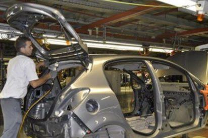 Galicia lidera la caída de la producción industrial