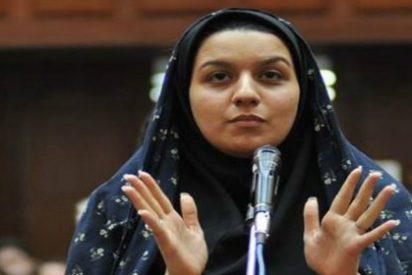 El régimen iraní ahorcará a esta mujer por haber matado al funcionario que la violó