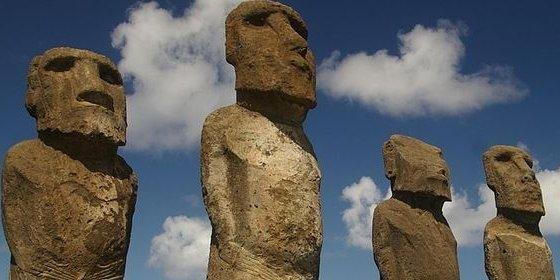 Los nativos de Polinesia y América entraron en contacto hace más de 500 años