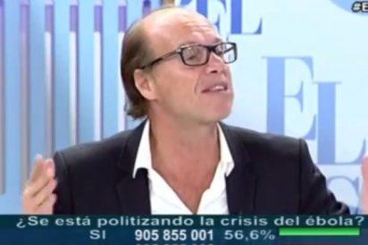 """Jaime González le pone un bozal a los defensores de Excálibur : """"¡Esto es más propio de un guion de Torrente!"""""""