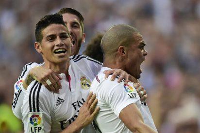 "La prensa mundial: ""¡En el clásico Real Madrid-Barça se bailó el merengue!"""