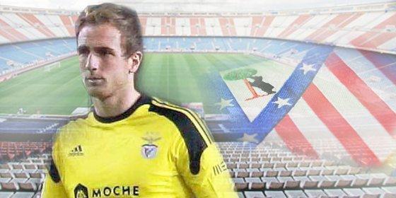 El Atlético coloca a Oblak en el mercado