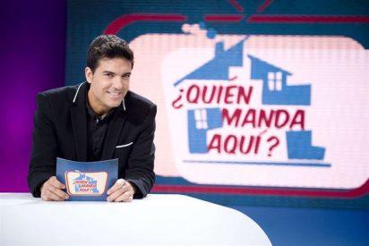 Javier Estrada, ameniza las tardes del domingo con '¿Quién manda aquí?'