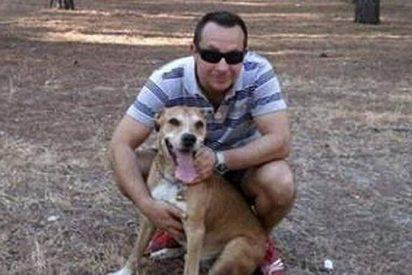 Javier Limón, esposo de la auxiliar Teresa Romero, escribe una carta al perro 'Excalibur'