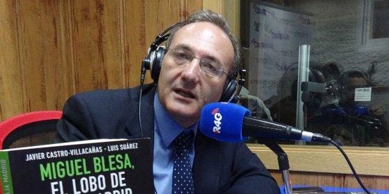 """Javier Castro-Villacañas: """"Según se portasen los consejeros, Blesa les activaba o no el pin de la tarjeta"""""""