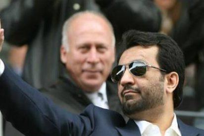 Al-Thani pide la dimisión de Platini