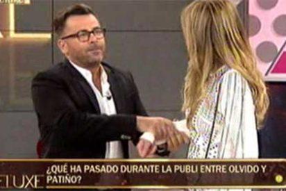 """Olvido Hormigos rentabiliza su escándalo sexual en el 'Deluxe' y Jorge Javier le advierte: """"Que no piense que la voy a llamar guarra"""""""