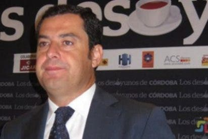 Moreno pregunta a Díaz cuánto cuesta el acuerdo con IU para el ente andaluz de crédito