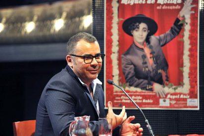 Jorge Javier Vázquez se desboca presentando la obra 'Miguel de Molina al desnudo'