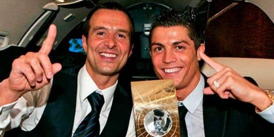 """Jorge Mendes quiere llevarse bien con los madridistas: """"Cristiano se jubilará en el Madrid con 40 años"""""""