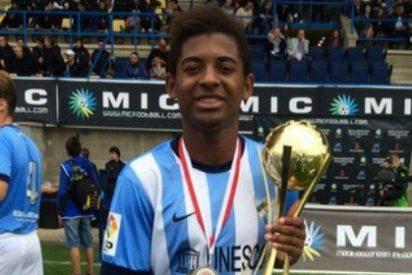 Atlético y Real Madrid 'pelean' por el jugador del Málaga