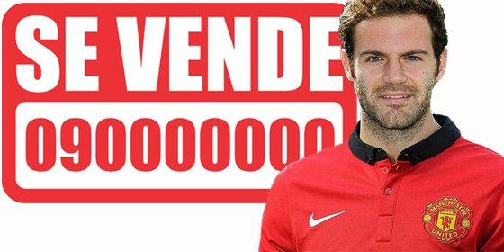 El Manchester quiere cambiar a Mata por Vidal
