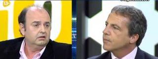 """Cristóbal Soria llama gordo a Juanma Rodríguez y saltan chispas: """"Estoy gordo pero no gilipollas como tú"""""""