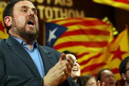 """Junqueras se pone flamenco y avisa que ERC sólo confiará en quien """"trabaje por la independencia"""""""