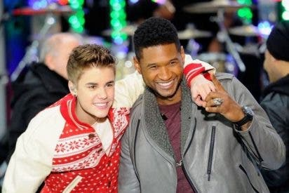 """Usher: """"No estoy contento con las decisiones que toma y las cosas que hace Justin Bieber"""""""