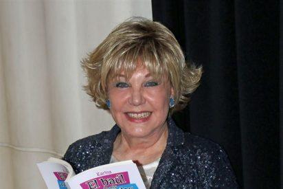Karina presentó su libro autobiográfico 'El baúl de mis recuerdos'