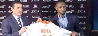 Keita desvela las razones de su marcha del Valencia